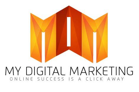 MDM My Digital Marketing Logo